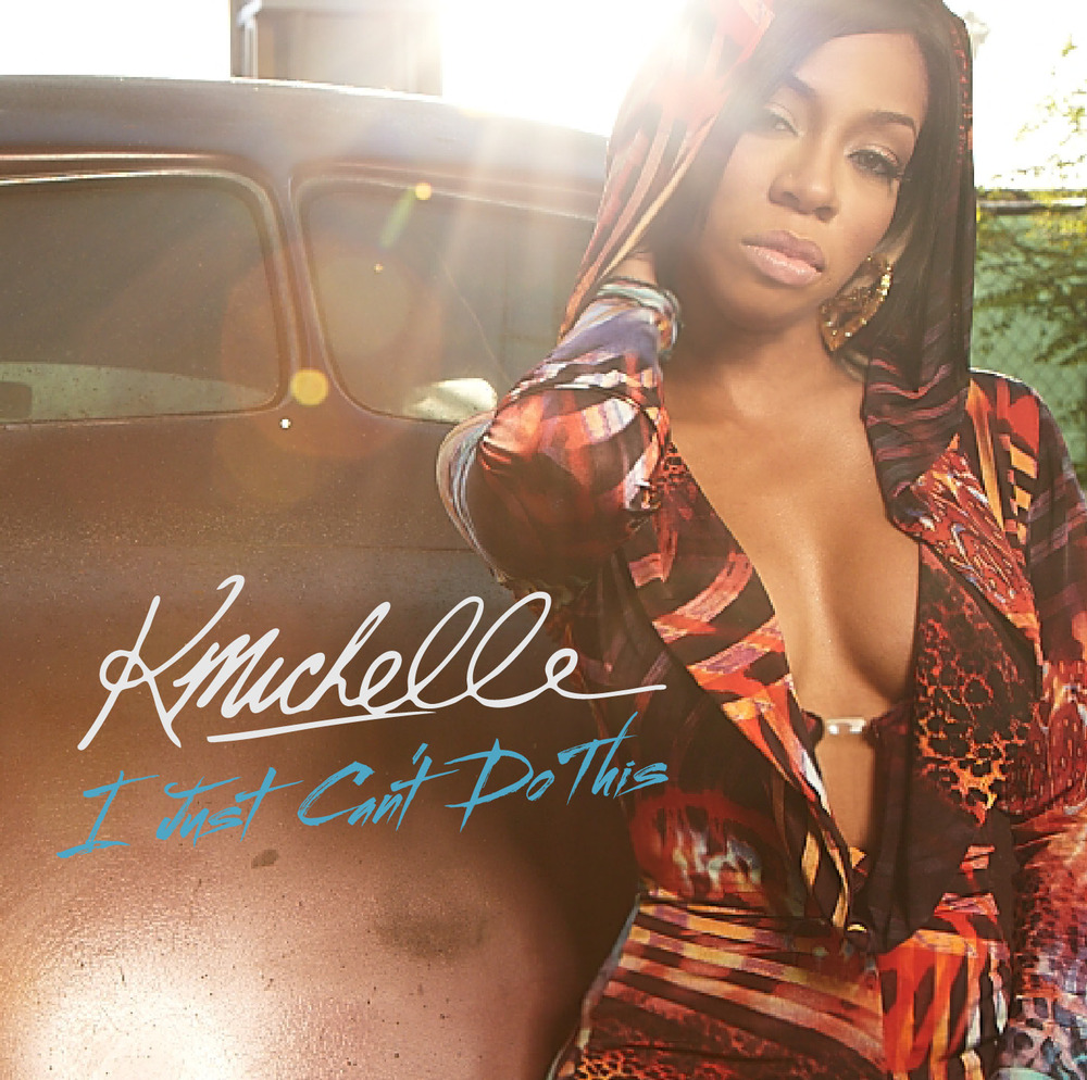 out of her label contract  K Michelle Before Record Deal