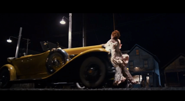 Car Accident In Gatsby