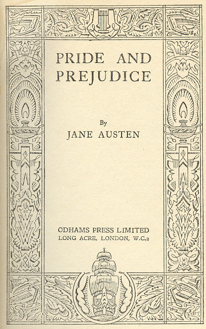 the role of property in pride and prejudice a novel by jane austen A weekend of literary diversions for every jane austen fan  days participated in  the august pride and prejudice weekend and wrote a lovely piece for their state  of  each guest will choose to be a character from any one of austen's novels.