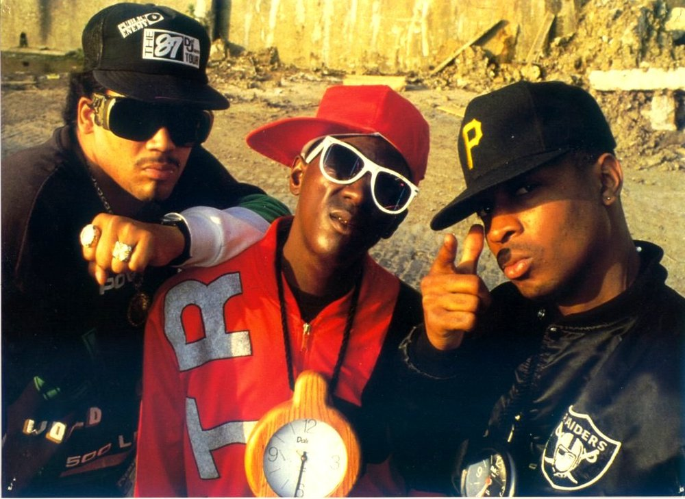 80s Early 90s Hip Hop The Late 80s And Early 90s