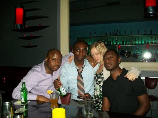 4 black guys