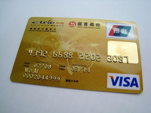 account bank card credit merchant adult new visa