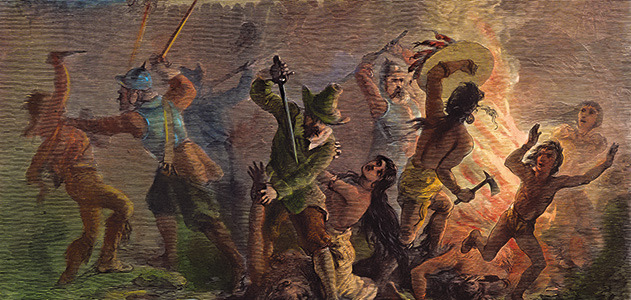 fort necessity muslim On this day in 1754, a 22-year-old lieutenant colonel of the virginia militia named george washington successfully defeats a party of french and indian scouts in southwest pennsylvania as.