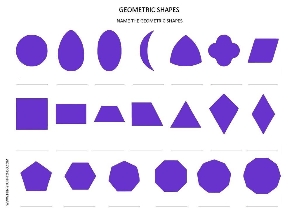 trapezoid area worksheet