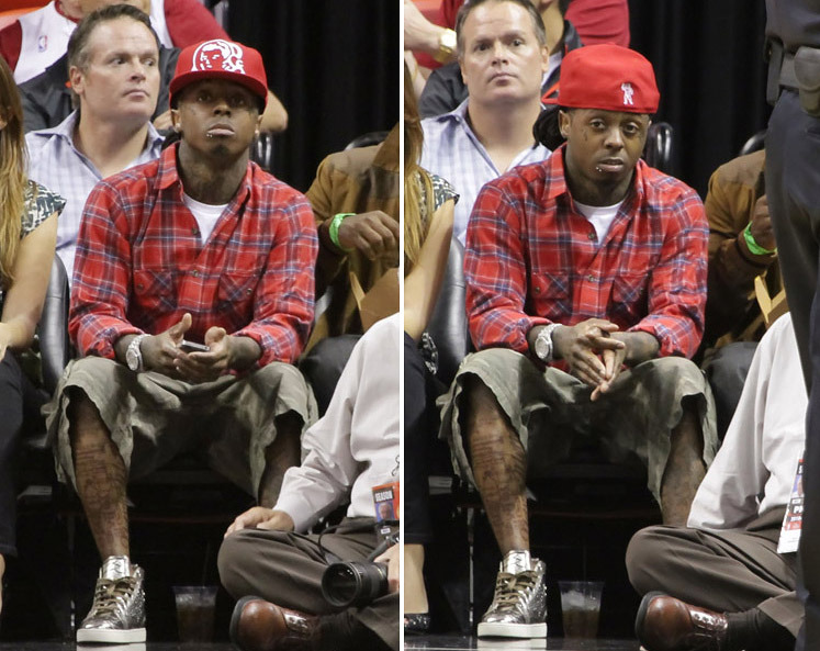Lil Wayne Games For Ps3 : I used to be at them heat games with better bugatti