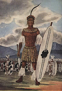 zulu spear quotes