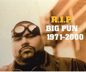 Woo Big Pun On My New York Shit New York Shit By