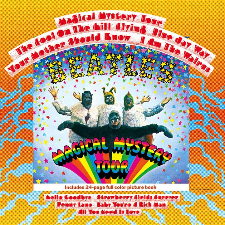 Mystery Tour Beatles Youtube