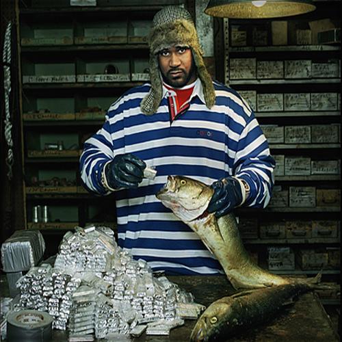 Yo i 39 m talking bags of heavy coke dogs of war for Fish scale coke cut