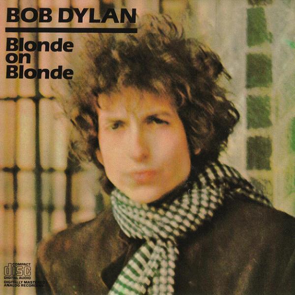 Bob Dylan Blond On Blonde 33