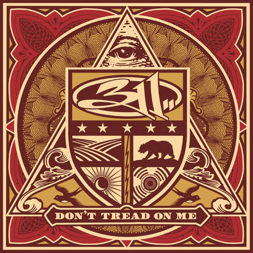 don t tread on me Don't tread on me by 311 music by: nick hexum, tim mahoney, aaron wills, chad sexton lyrics by: nick hexum, doug martinez chorded by: brent knowles email: madmoneyez@aolcom i'm pretty sur.