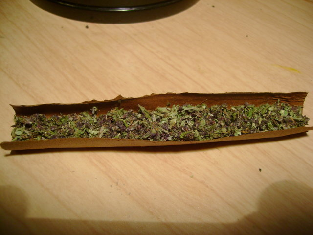 Weed and swishers
