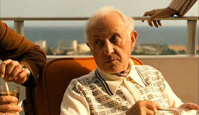 Young Hyman Roth Hyman Roth is a Fictional