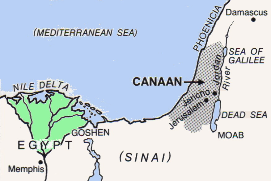 land of canaan today - photo #28