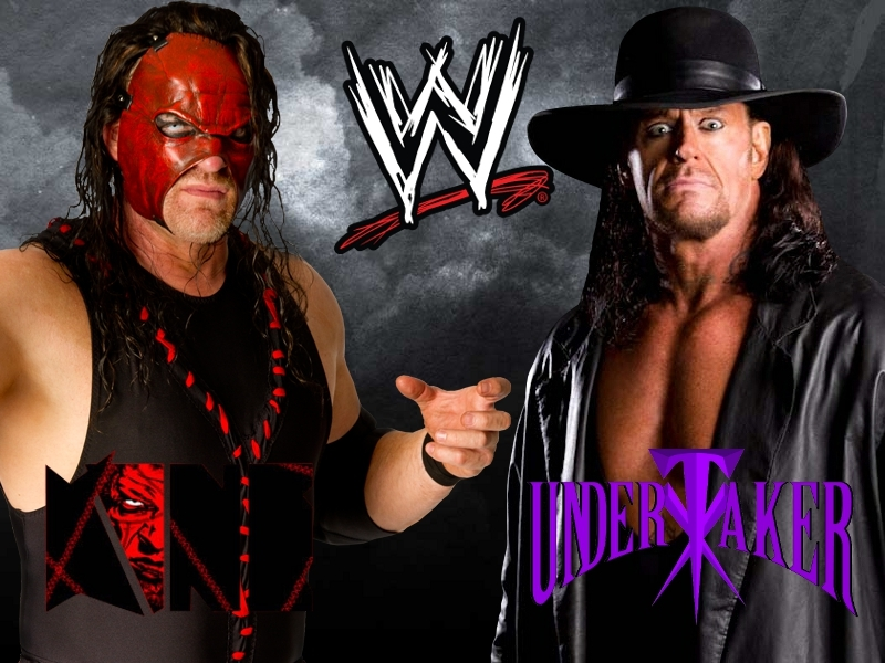 Undertaker And Kane In Real Life Undertaker, my ...
