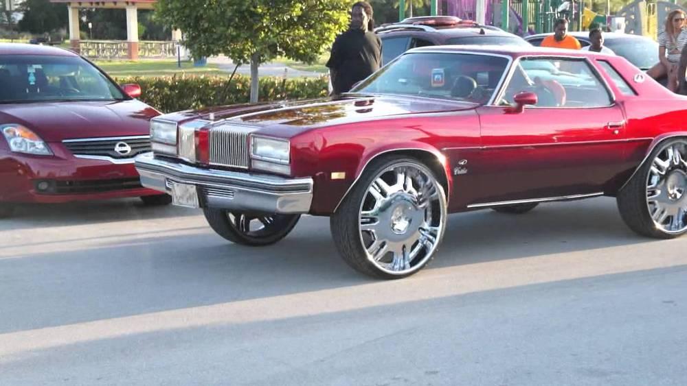 Gucci Mane Old School Cars