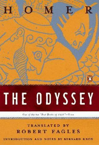 the symbolism in the odyssey by homer The works of homer – the iliad and the odyssey – are classics  these  carpets, symbolic of the blood upon which agamemnon had already.