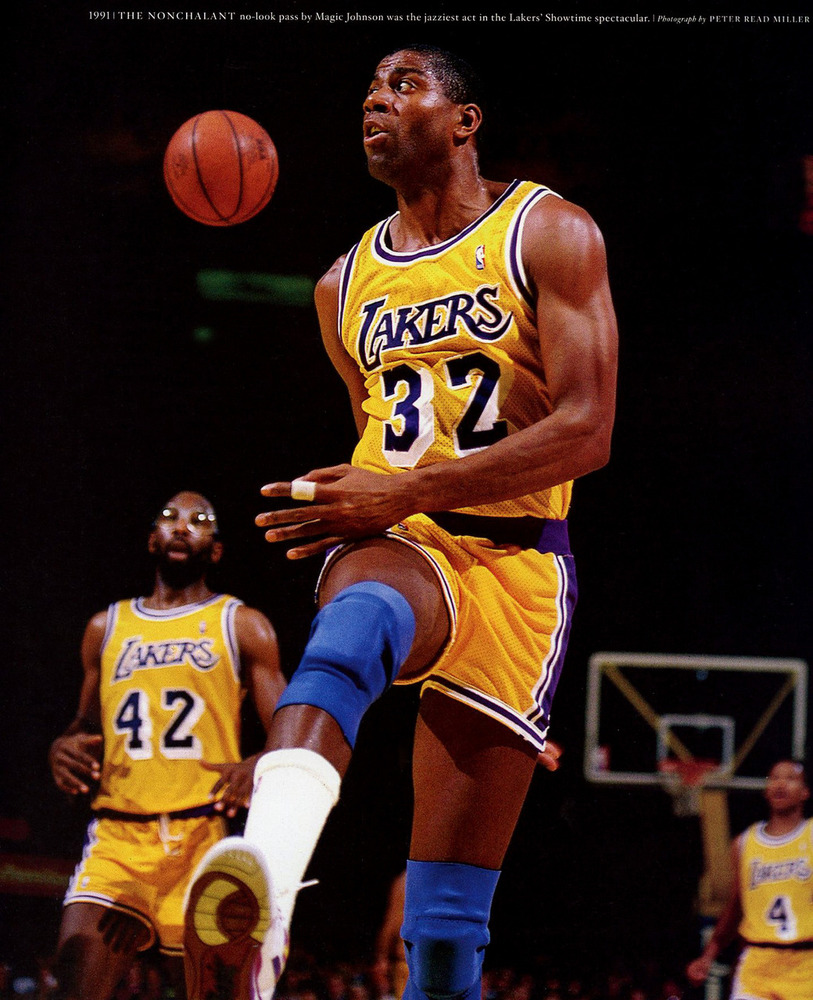 magic johnson pass -#main