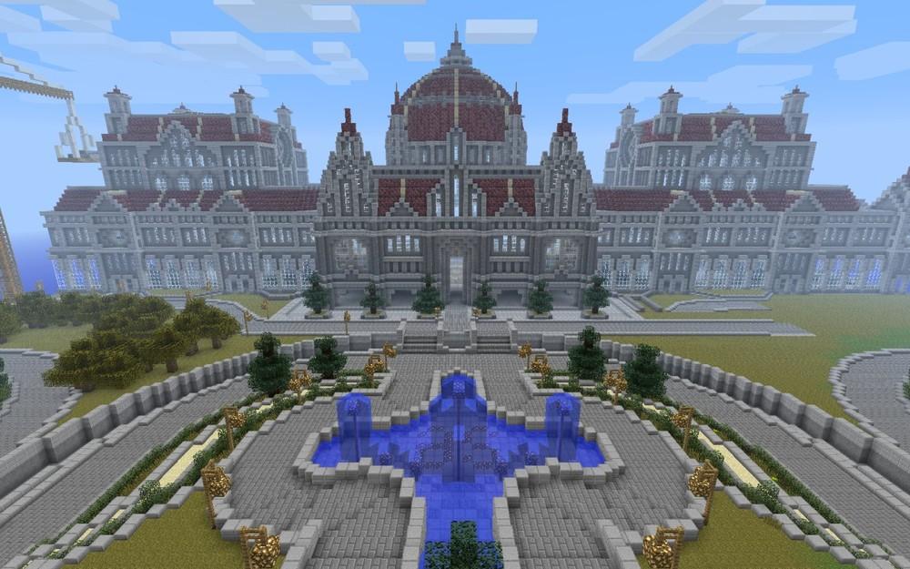 Genius Minecraft Builds