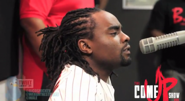 Natty dread, got no barber – This Thing of Ours by Wale