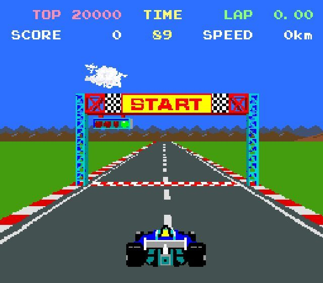 Was a Racing Game Made by
