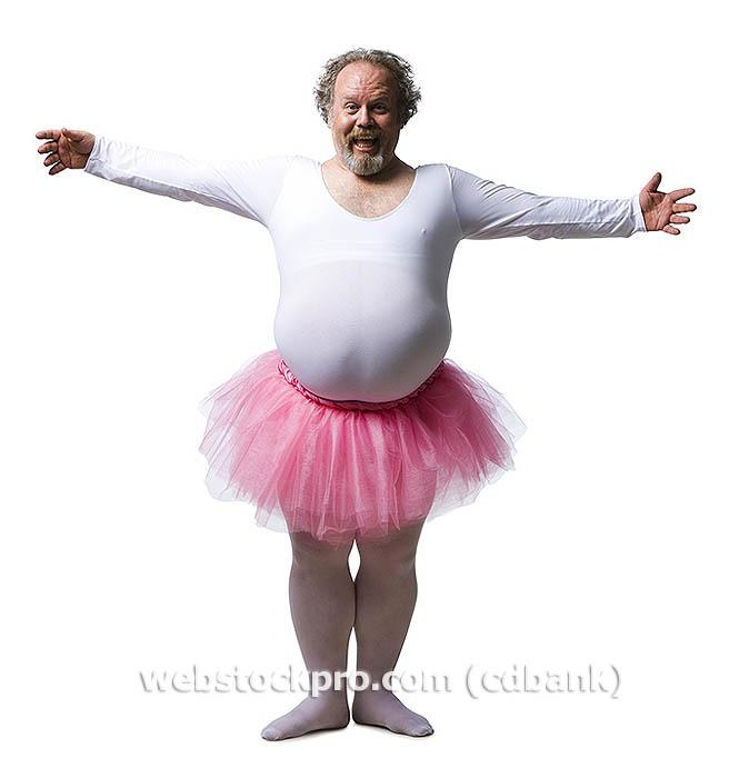 Fat Ballet 28