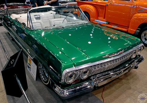 Metallic Green Cars Metalic Green Paint on The