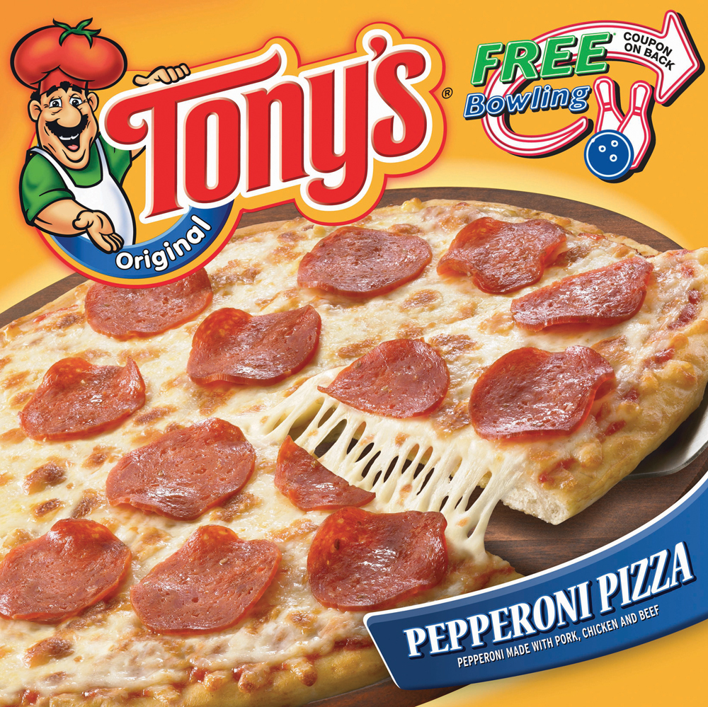 hey yo tony whered you get that fresh pepperoni � pizza party