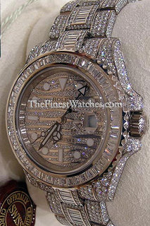 rolex ice watch