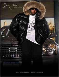 New Sean John Clothing Diddy s clothing line