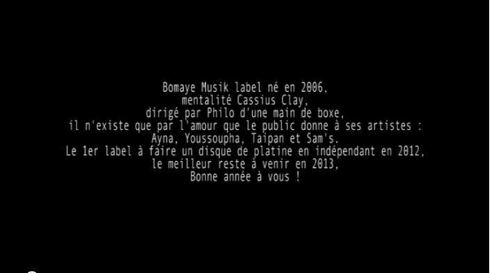 Ayna – Le Bilan Lyrics