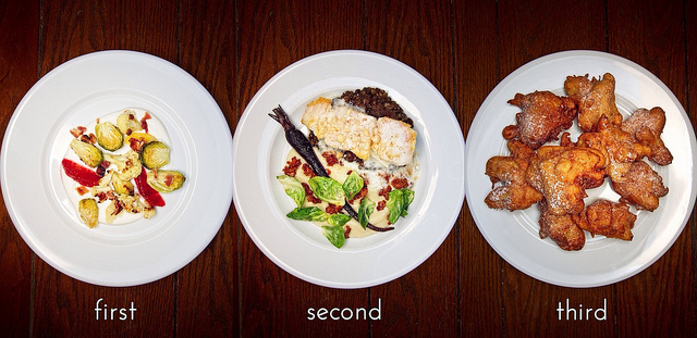 Three courses for dinn... Kanye West Meaning