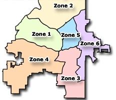 Atlanta Police Zones Map Bnhspine Com