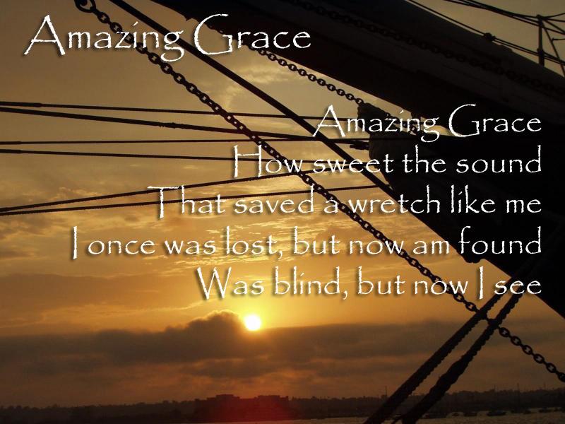 aces and twos lyrics to amazing grace