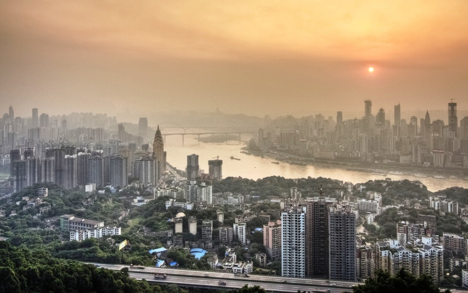 Chongqing China  city photos : GREATER CHONGQING, THE UNITED FEDERATION OF CHINA