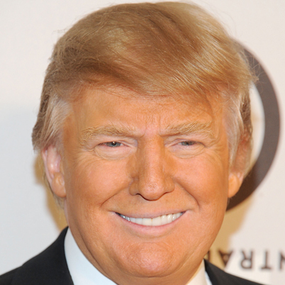 Gallery of the Absurd: Celebrity Hair Beasts: Donald Trump