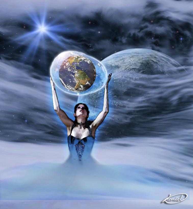 Gaea And Uranus Gaea and uranus are heroes
