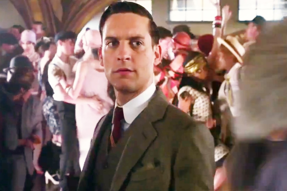 The Great Gatsby Nick Carraway Marlow, like nick carraway,