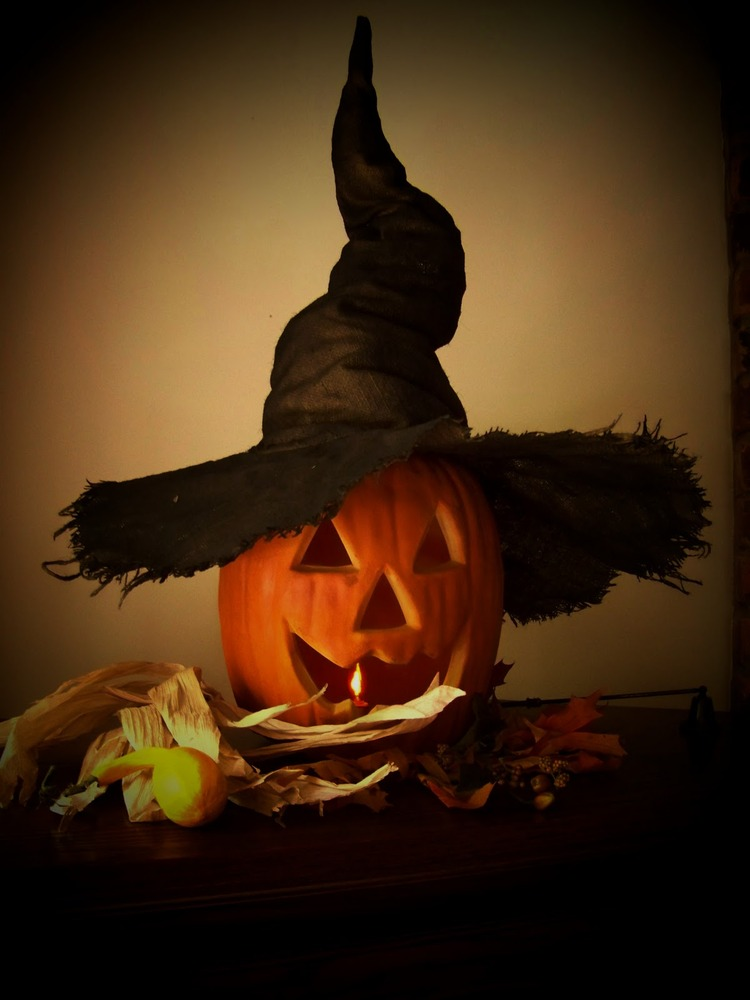 Images of Halloween Witches Hats in Folklore Witches Have