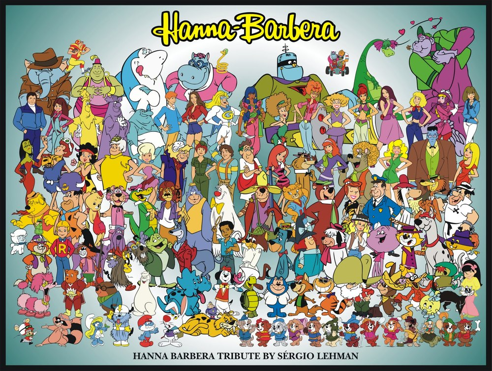 Cartoon Characters 1960s 1970s : Hanna barbera this is my era get hype lyrics meaning