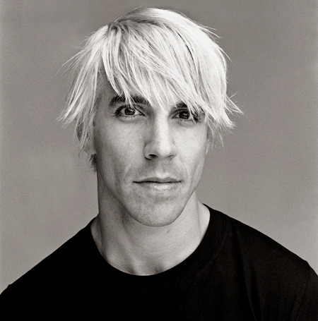 And Anthony Kiedis is ...