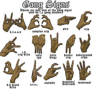 Gang Signs Thrown on Latest How Do You Write A Song