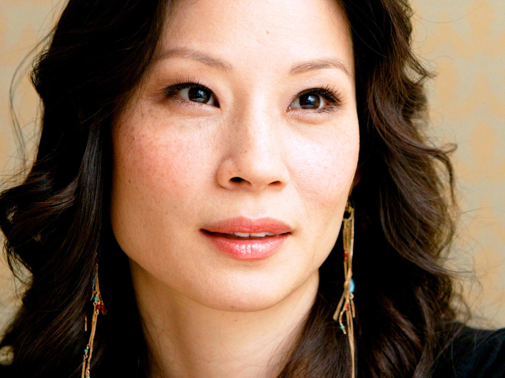 Lucy Liu website