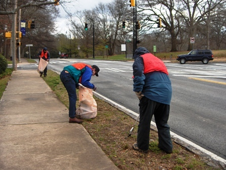 Picking Up Trash On The Freeway Garden Grove By Sublime