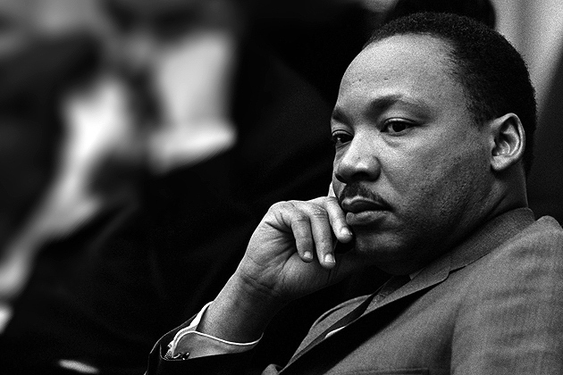 an analysis of the profound civil rights movement and the role of martin luther king jr Martin luther king saw how badly black people were treated and during the 1950s he became involved in the civil rights movement in 1955 a black woman, rosa parks, was arrested because she didn't give up her seat to a white person on a bus.