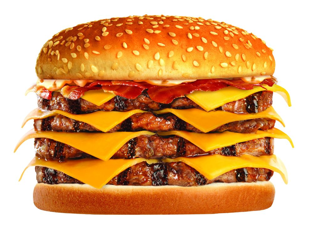 Go back gt gallery for gt burger king triple stacker