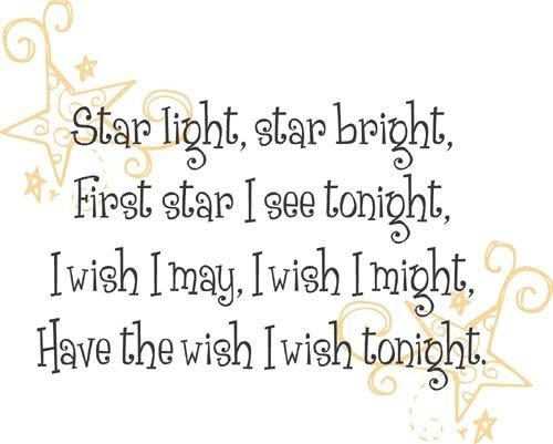 Starbright lyrics