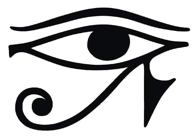 the eye horus