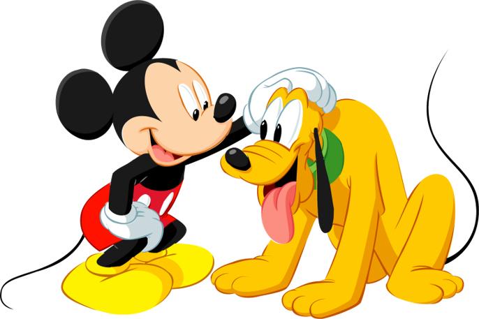 Comme un publiciste range loden qui se dit la bamba triste - Mickey et plutot ...