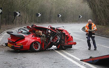 Fucked Up Car Crashes